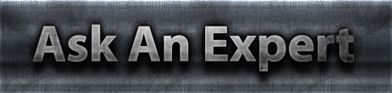 Ask an Expert 2 – Submit your Q!