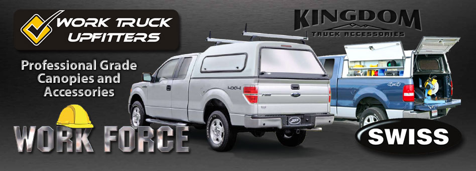 Slide & Kingdom Truck Accessories - Canopies Covers Racks u0026 More