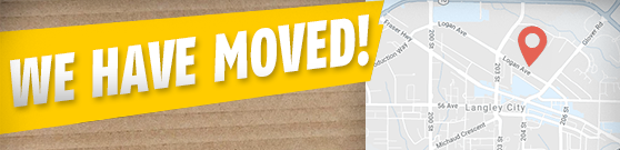We have officially moved to a new location!